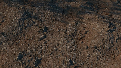 Dirt Ground Substance Designer