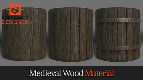Medieval Wood