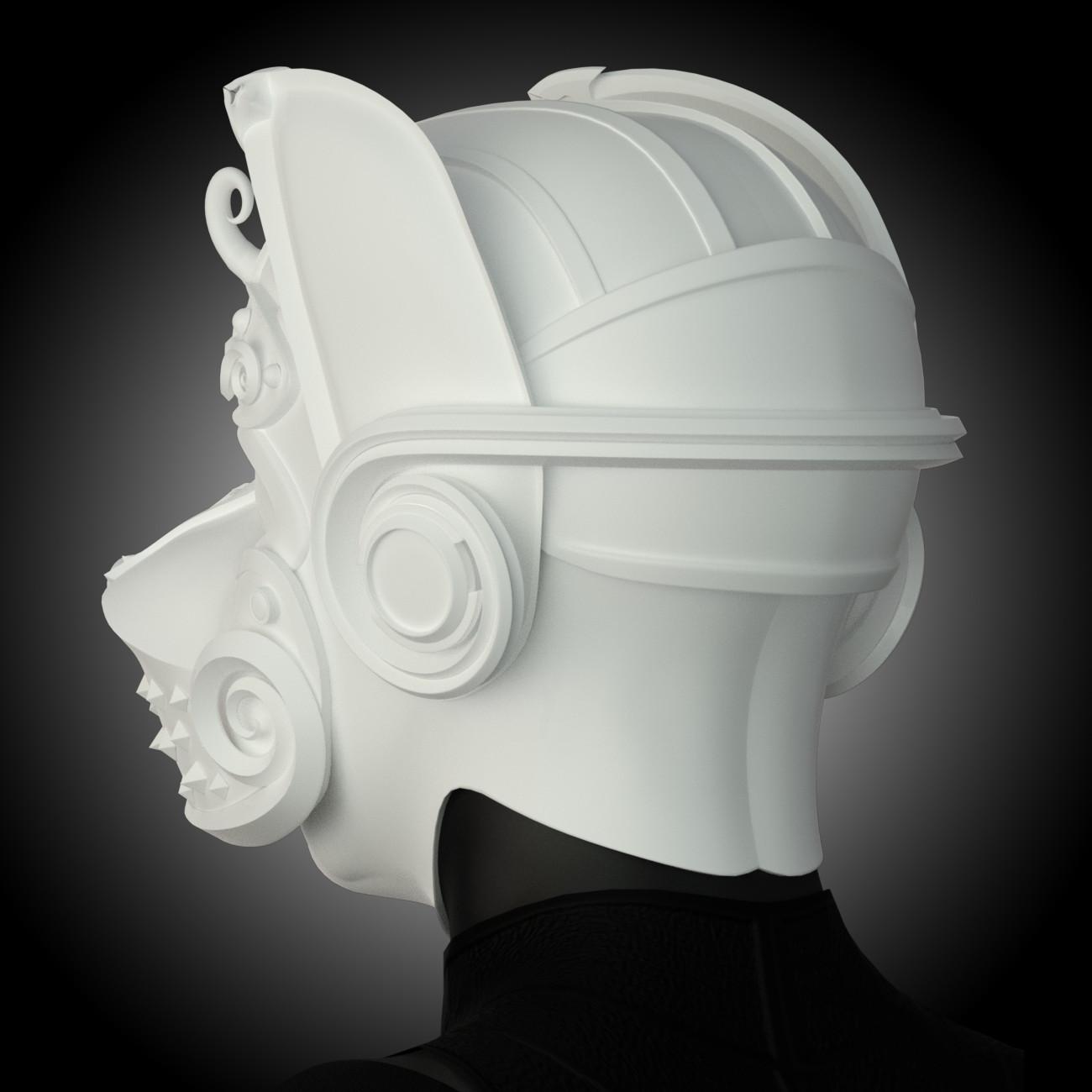Nabi Konaev - Psynoman Mask