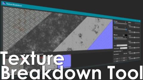 Texture Breakdown Tool