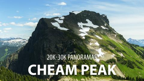 Cheam Peak Panoramas