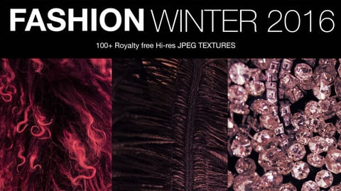 Fashion textures Winter 2016