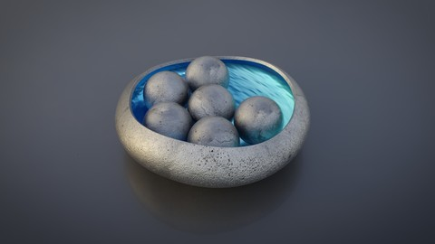 The Ocean Pie Bowl