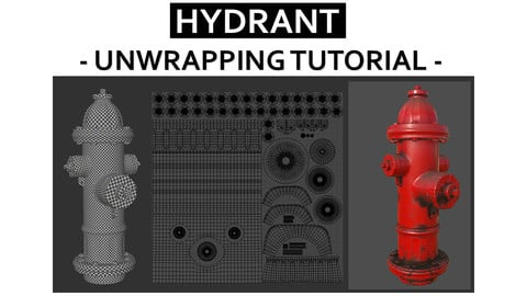 Hydrant - Unwrapping Tutorial