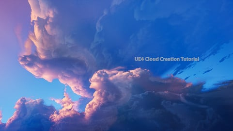 UE4 Cloud Creation Tutorial