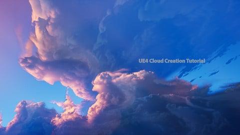 UE4 Cloud Creation Tutorial