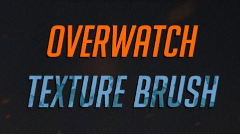 Overwatch Texture Brush