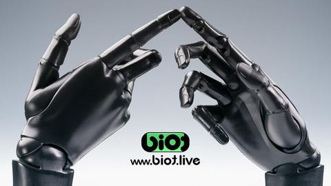 Photo library of bionic hand - BIOT (8 Megapixels)