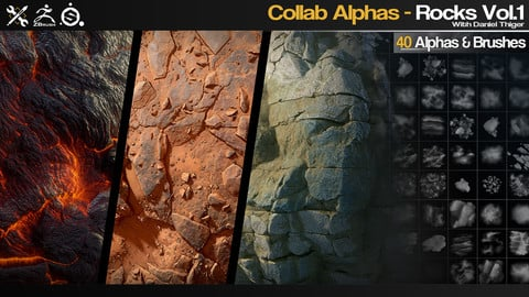 Collab Alphas - Rocks Vol.1