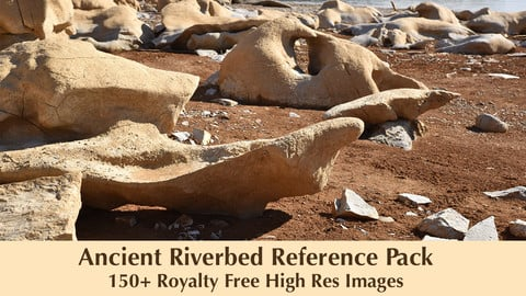 Ancient Riverbed Reference Pack