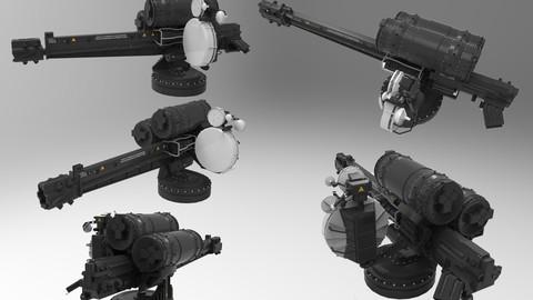 turret 3