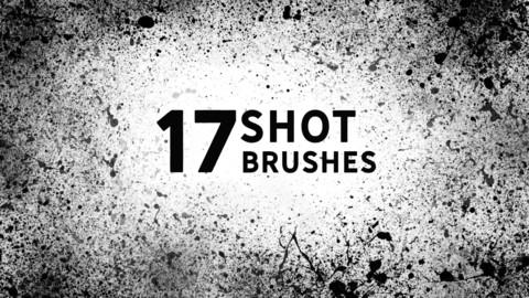 Shot Brushes
