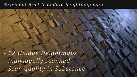 Substance Component Essentials - Pavement Bricks