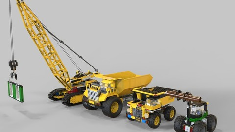 Lego Pack Truck2