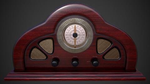Antique Radio - PBR