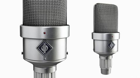 Microphone - Neumann M49