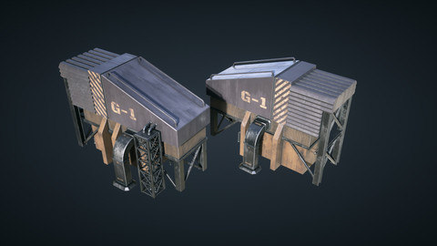 Mars KitBash - Generator