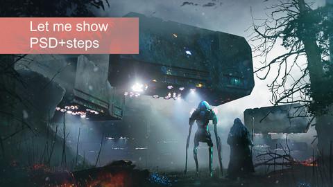 """Let me show"": PSD+steps"