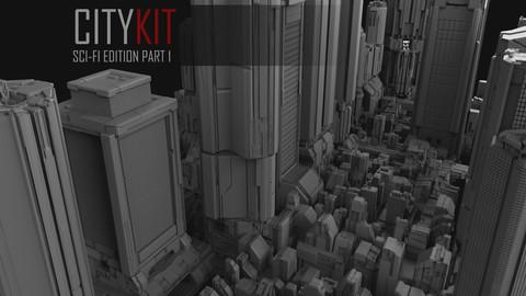CityKit: Sci-Fi Edition Part 1