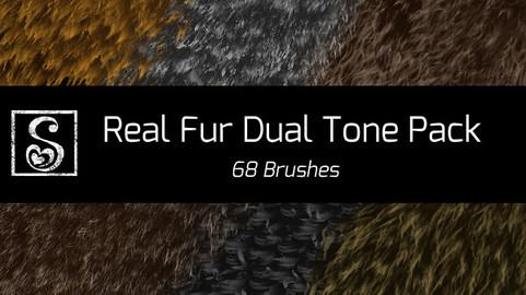 Shrineheart's Real Fur Dual Pack - 68 Brushes
