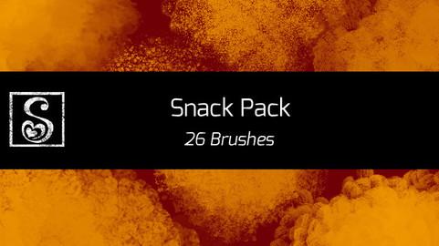 Shrineheart's Snack Pack - 26 Brushes