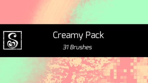 Shrineheart's Creamy Pack - 31 Brushes