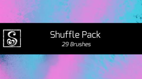 Shrineheart's Shuffle Pack - 29 Brushes