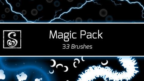 Shrineheart's Magic Pack - 33 Brushes