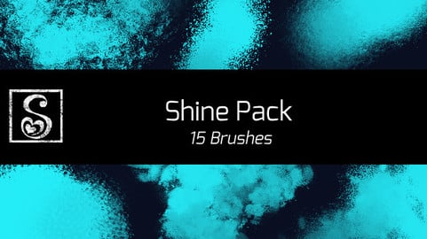 Shrineheart's Shine Pack - 15 Brushes
