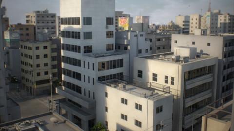 Japan – 8 Blocks – 34 Buildings