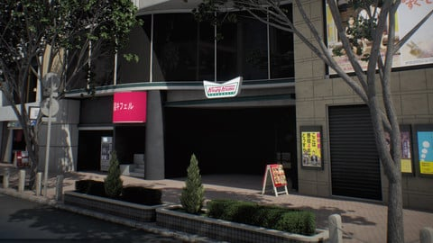 Tokyo Shibuya Block #1