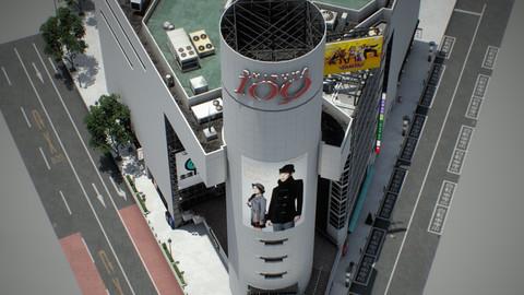 Tokyo Shibuya Block #2