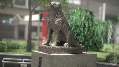 Tokyo Shibuya Hachiko