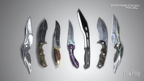 PBR_Knife_pack