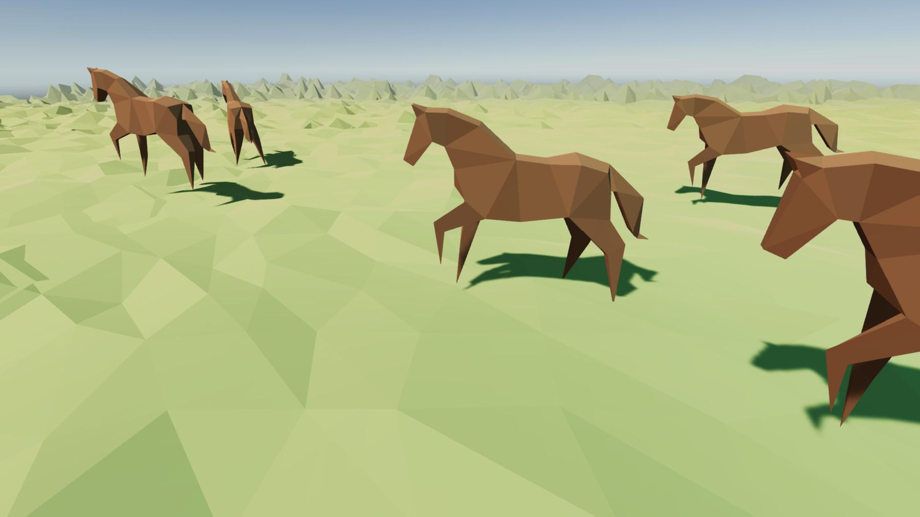 Runemark Studio - Origami Animals