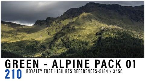 GREEN ALPINE PACK 01