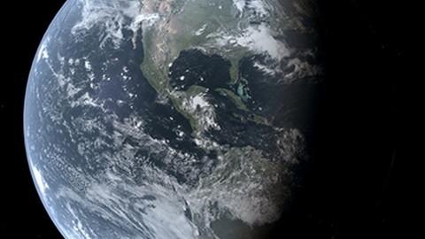 Hyperreal Earth