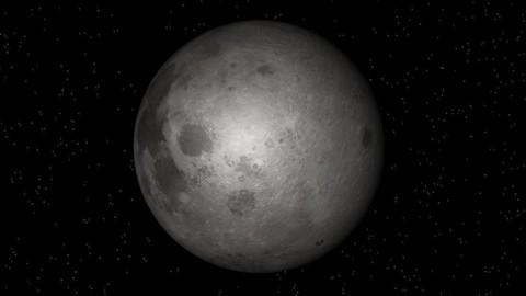 Hyperreal Moon