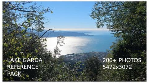 Lake Garda Photo Reference Pack