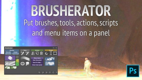 Brusherator for Photoshop