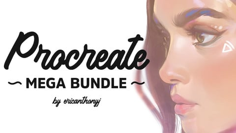 Procreate Brushes - Mega Bundle