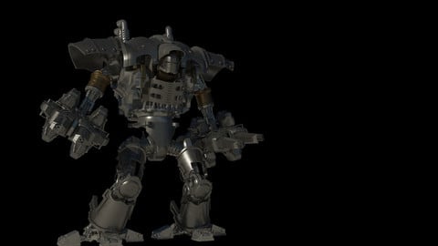 3d-Palace Presents; The Imperial Knight 3D Tutorial for 3ds Max with BONUS Model Files