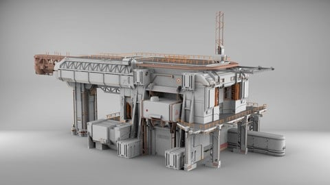 sci-fi architecture 8
