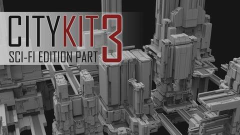 CityKit: Sci-Fi Edition Part 3