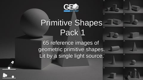 Primitive Shapes Pack 1