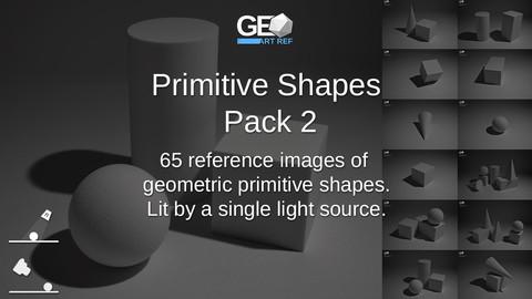 Primitive Shapes Pack 2