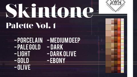 Skintone Palete Vol. 1