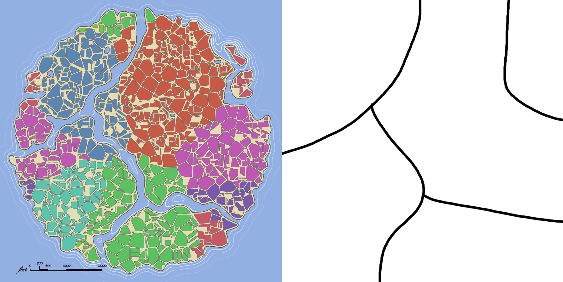 Marcus Johnston - Random RPG City Map Generator