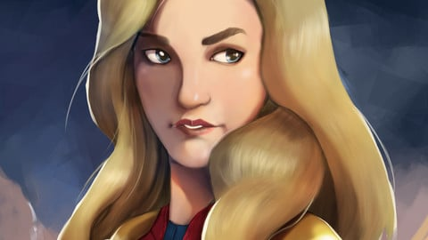 Captain Marvel Process