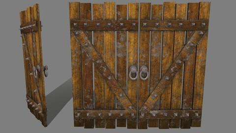Medieval_Door